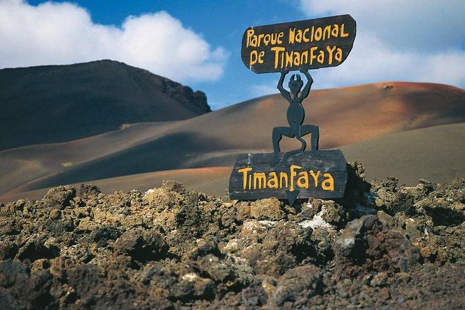 Parc naturel de Timanfaya