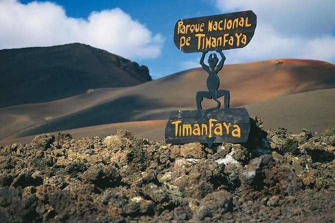 Guided tour: Timanfaya National Park and La Geria