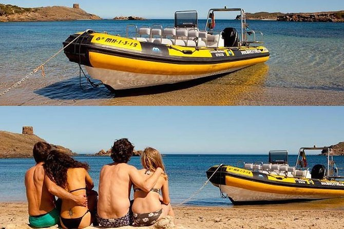 Private Tour with SUP and Snorkel along the coast of Menorca