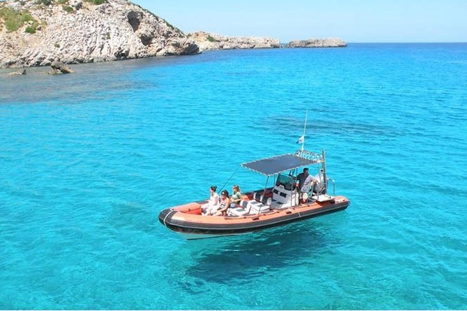 Speedboat and Snorkel tour through the Coast of Menorca