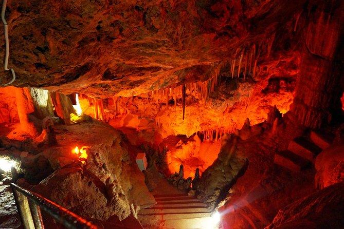 Toegang tot grotten van Génova in Palma de Mallorca