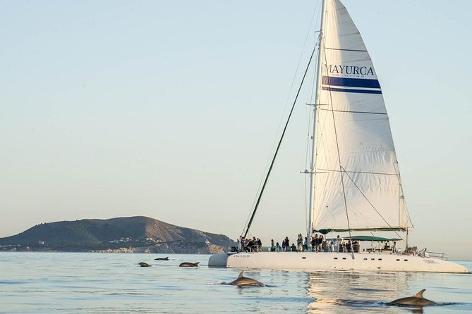 Day Catamaran Trip: Cap des Freus and Llevant Natural Park