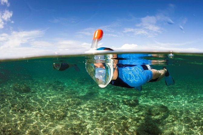 Snorkeling in Palma's Bay Marine Park