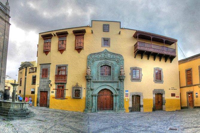 Las Palmas Old Town: Walking Tour