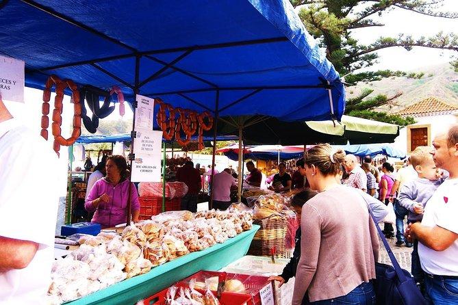 Tour to Tradicional Local markets in Gran Canaria