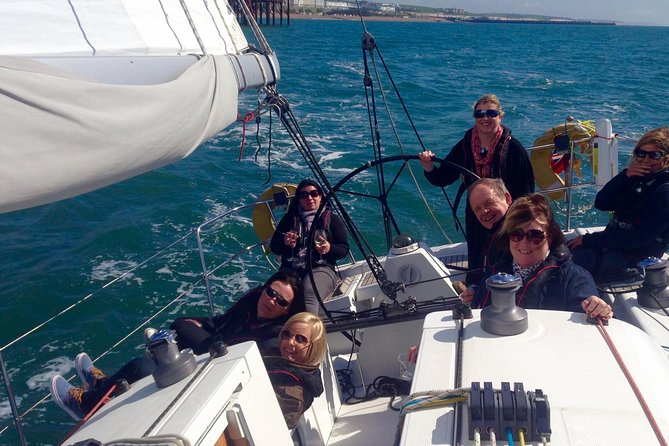 Private Sailing Sunset Cruise from Brighton
