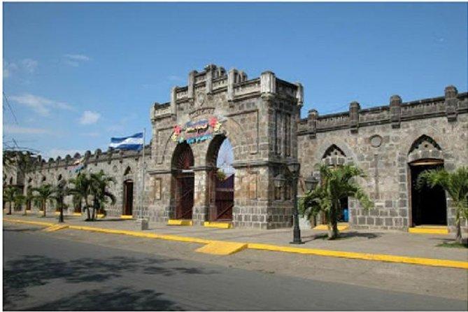 Masaya Handcraft Market from Managua