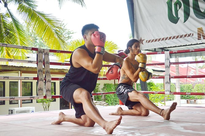 Muay Thai Lesson Led by Boxing Champion with Pad Thai photo 1
