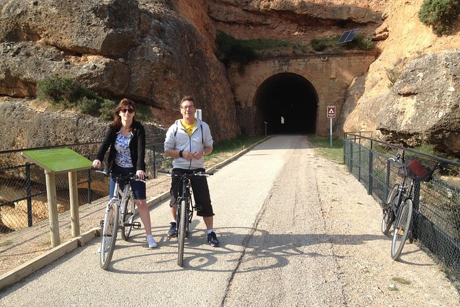 Salou Old Railway Cycling Tour