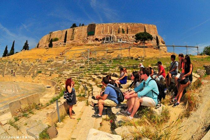 Acropolis of Athens, Ancient Agora and the Agora Museum Tour