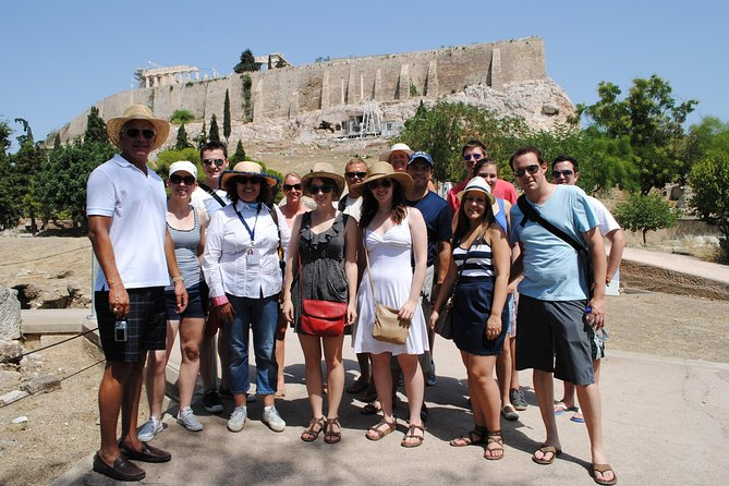 Athens City Tour with The Acropolis, Ancient Agora and The Agora Museum
