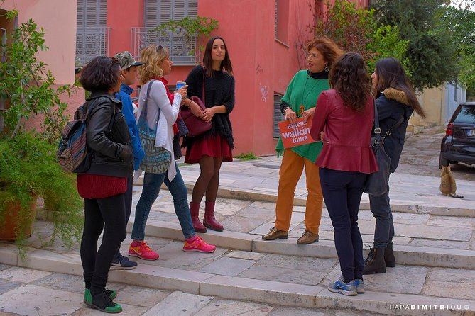 Athens Old Town: Monastiraki and Plaka Small Group Walking tour