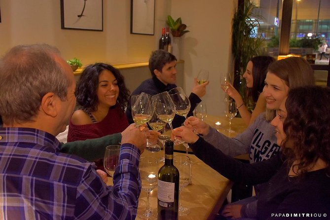 Small Group Wine Tasting Experience in Athens