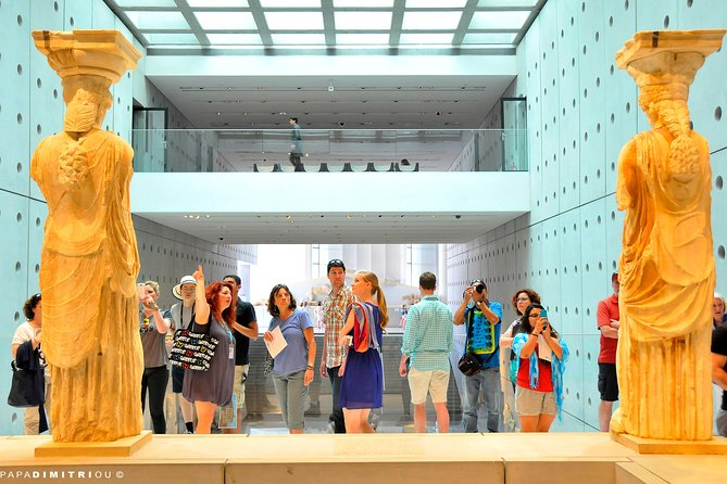 Skip the Line Acropolis Museum Tour photo 1