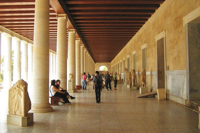 Skip the Line Ancient Agora and the Agora Museum Tour