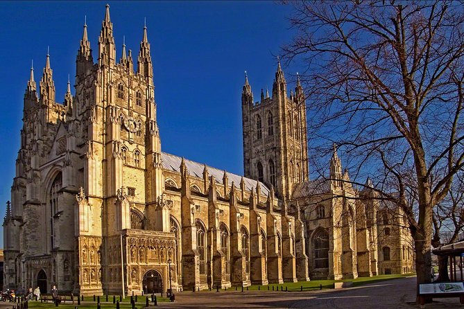 Private Round Trip Transfer from London to Canterbury Cathedral