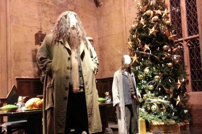 Private Transfer: Central London to Harry Potter Warner Bros Studio in Leavesden