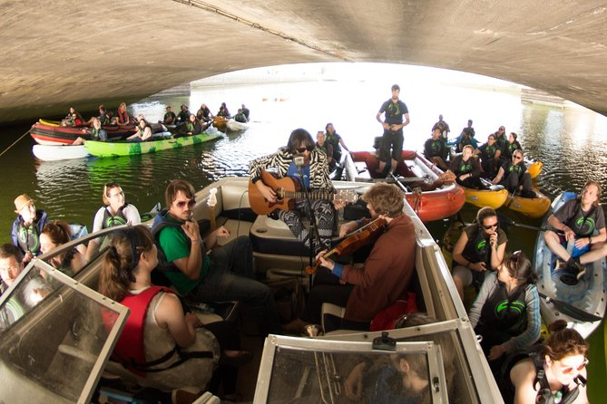 Music Under The Bridges