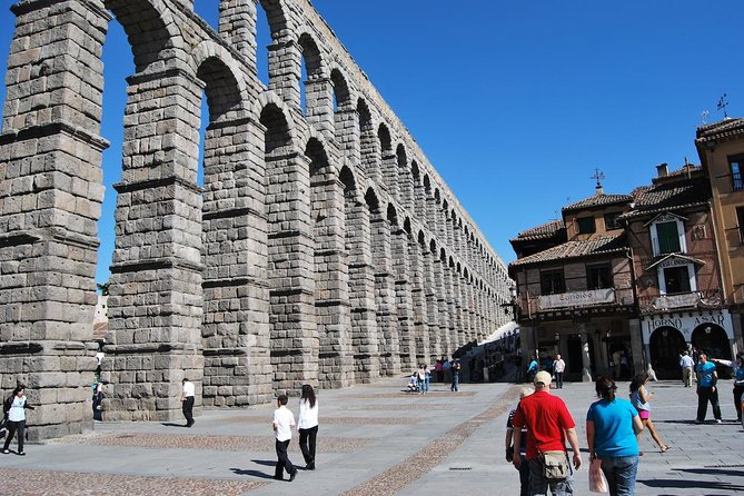 Private Tour: Avila and Segovia from Madrid