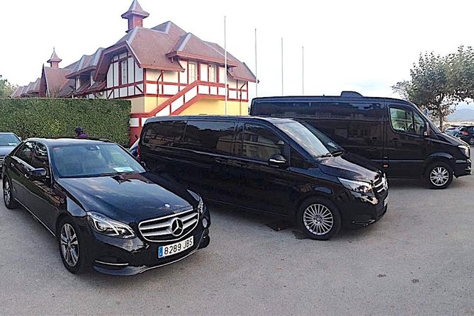 Private Transfers: Madrid to or from Segovia