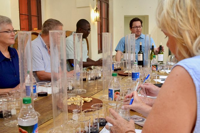 Wine Maker Class at Bahama Barrels
