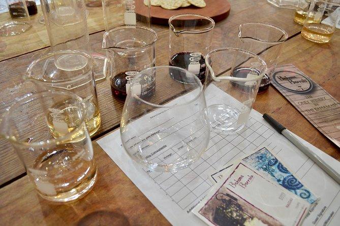 Wine Maker Class at Bahama Barrels