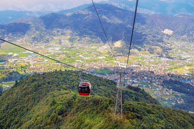 Day Trip to Chandragiri Hill from Kathmandu with Hotel Pickup