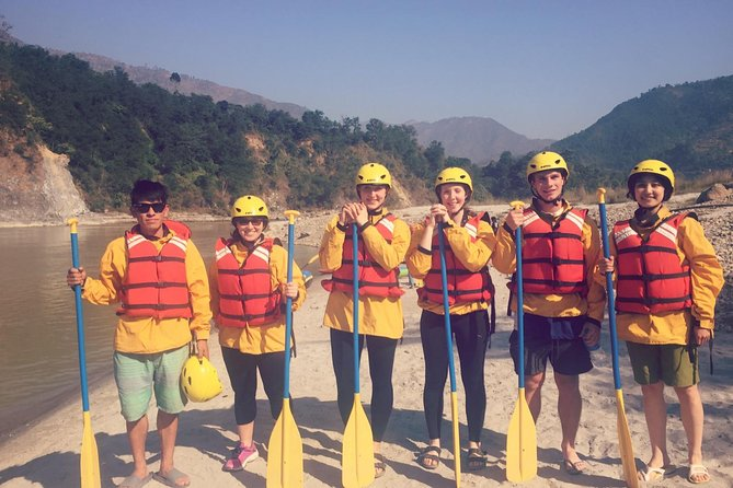 1 Night 2 Days Trishuli River Rafting