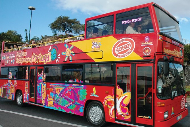 City Sightseeing Funchal Hop-On Hop-Off Bus Tour photo 4