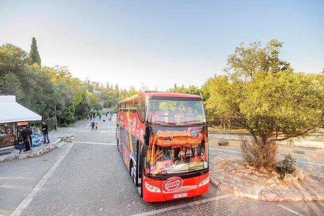 Excursão Terrestre em Atenas: excursão turística em ônibus panorâmico pela cidade de Atenas e Piraeus
