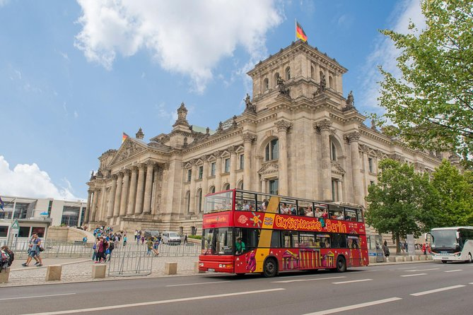 City Sightseeing Berlin Hop-On Hop-Off Bus