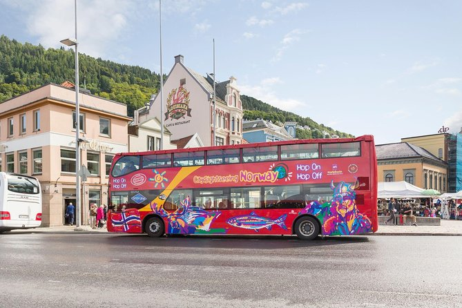 City Sightseeing Bergen Hop-On Hop-Off Bus Tour