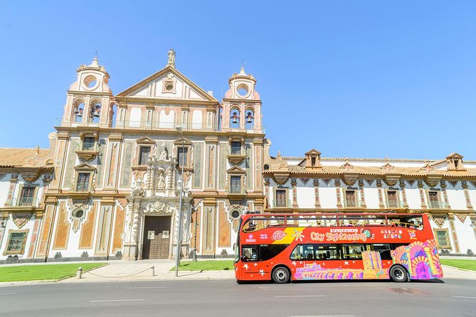 City Sightseeing Cordoba Hop-On Hop-Off Bus Tour