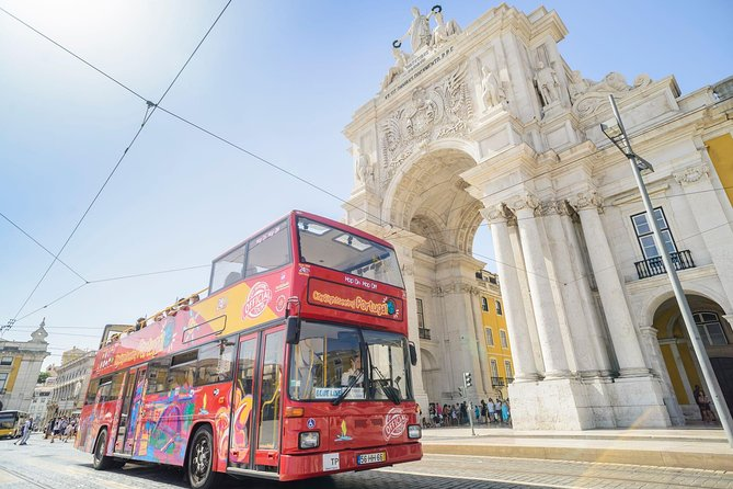 City Sightseeing Lisbon Hop-On Hop-Off Bus Tour