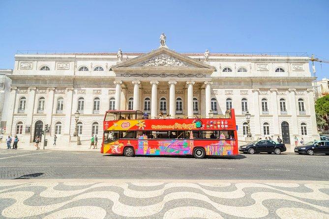 Lisbon Shore Excursion: City Sightseeing Lisbon Hop-On Hop-Off Bus Tour