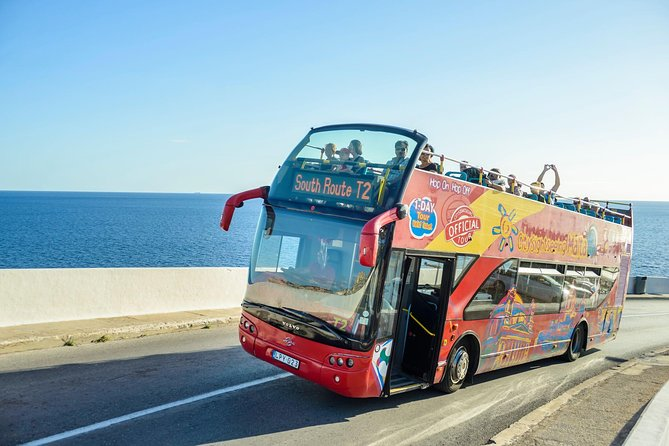 City Sightseeing Malta Hop-On Hop-Off Bus Tour photo 4