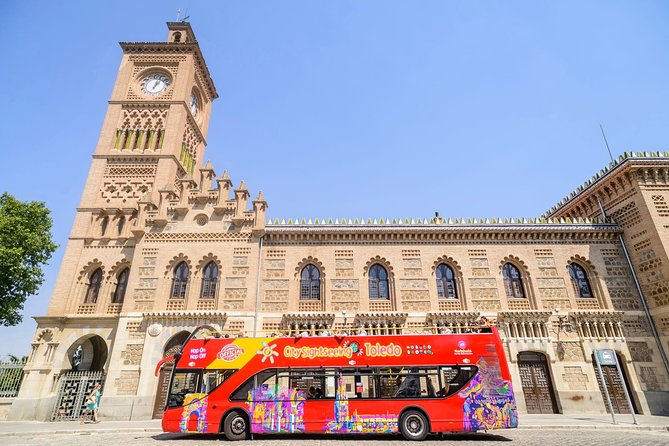 City Sightseeing Toledo Hop-On Hop-Off Bus Tour