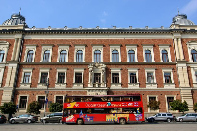 City Sightseeing Krakow Hop-On Hop-Off Bus Tour photo 1