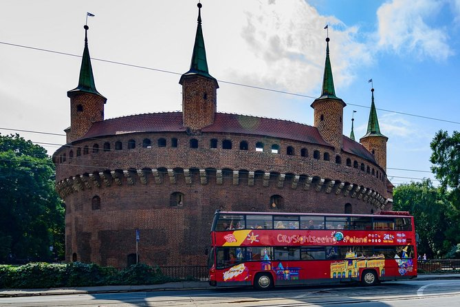 City Sightseeing Krakow Hop-On Hop-Off Bus Tour photo 3