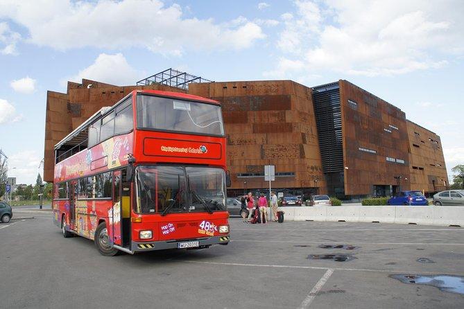 City Sightseeing Gdansk Hop On Hop Off Tour