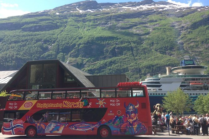 City Sightseeing Geiranger