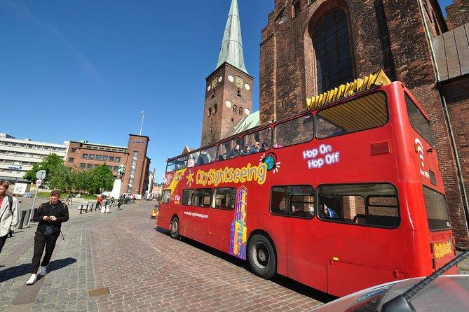 City Sightseeing Aarhus Hop-On Hop-Off Bus Tour
