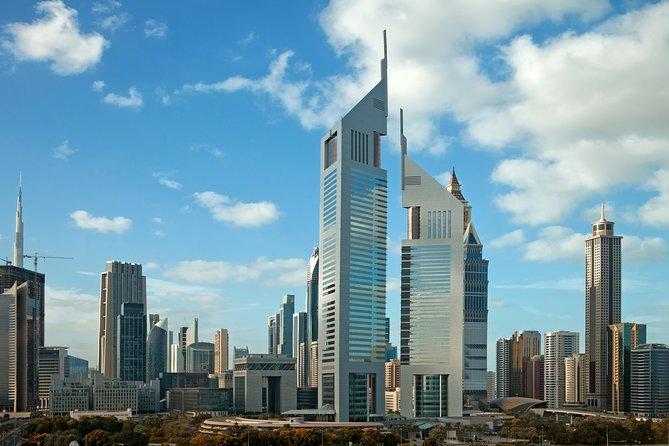 Full Day:Dubai City and Desert Tour - With Dinner