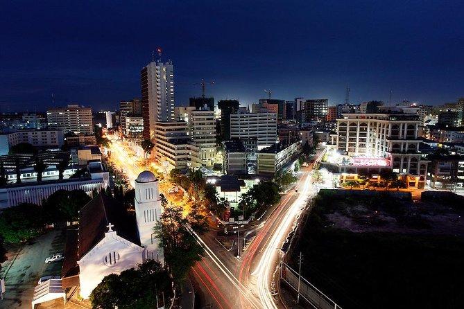 Layover in Dar-es-Salam