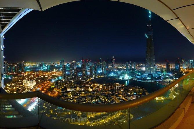 5-hour Dubai Illuminations and Nightlife: Covid-19 safe & PRIVATE tour