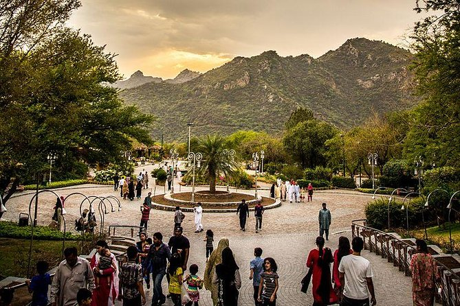 Private Islamabad City Tour