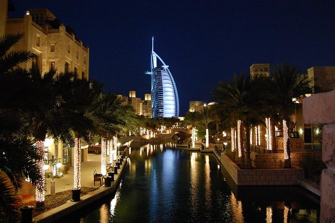 Dubai By Night Private Sightseeing Tour