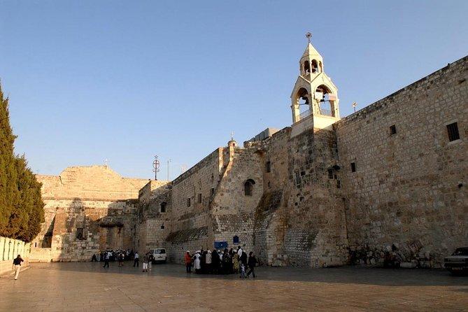 Bethlehem Half Day private Tour From Jerusalem