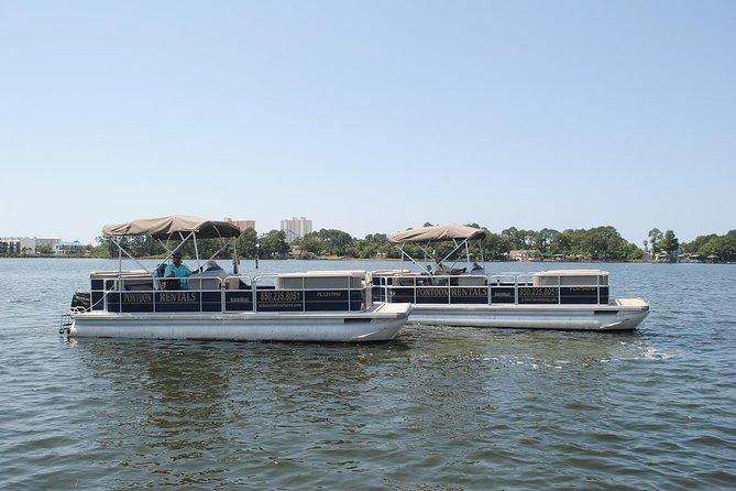 Location de ponton à Shell Island