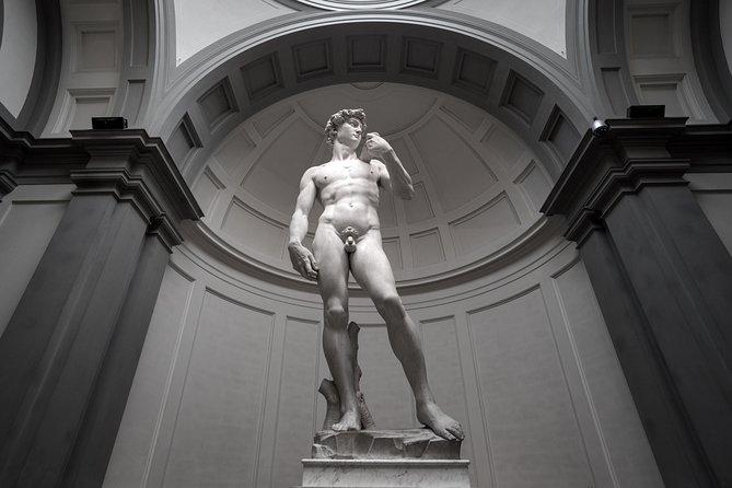 Small-Group Guided Uffizi and Accademia Walking Tour